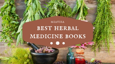 Best Herbal Medicine Books