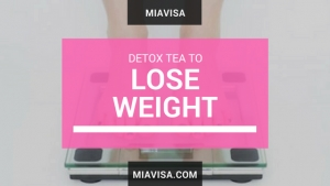 Detox Tea to Lose Weight